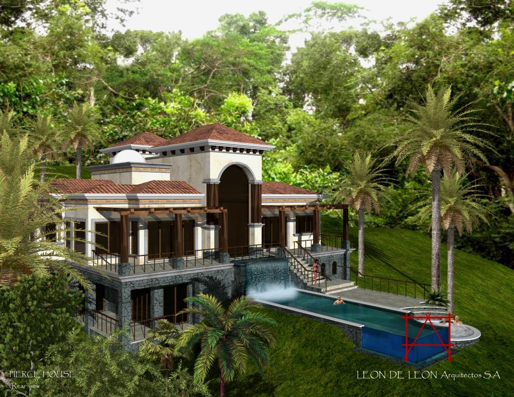Casa Tropical Los Delfines Costa Rica Exotic Real