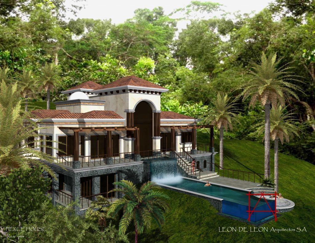 Casa Tropical Los Delfines Costa Rica Exotic Real